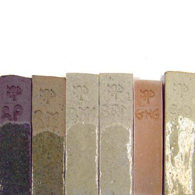 Curso de arcillas y pastas para cerámica